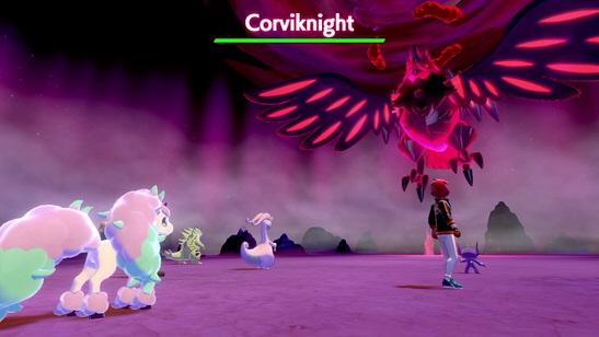 Anunciado el primer evento de incursiones en Pokémon Espada y Pokémon Escudo