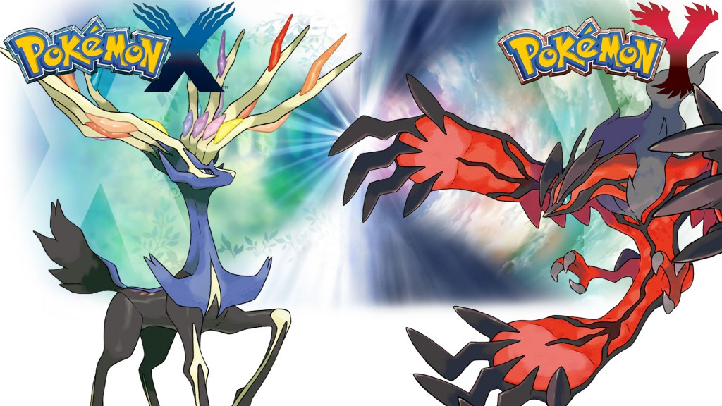 "Game Freak registra la marca ""XY & Z"""