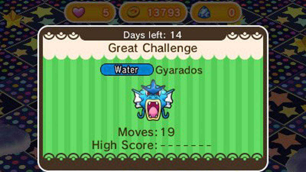 [23/02/2016] Novedades de la semana de Pokémon Shuffle