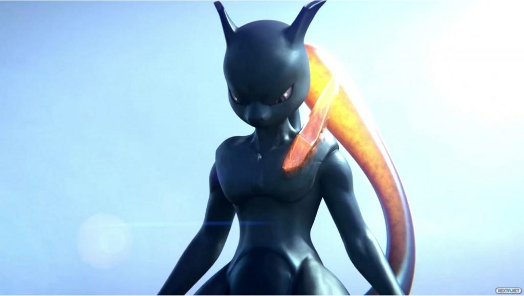 Mewtwo Oscuro confirmado para Wii U
