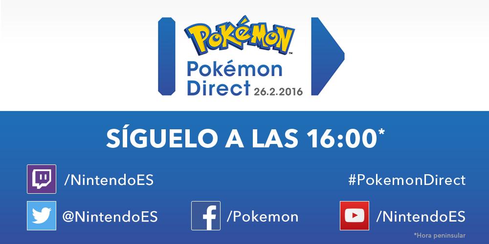 Este viernes Pokémon Direct