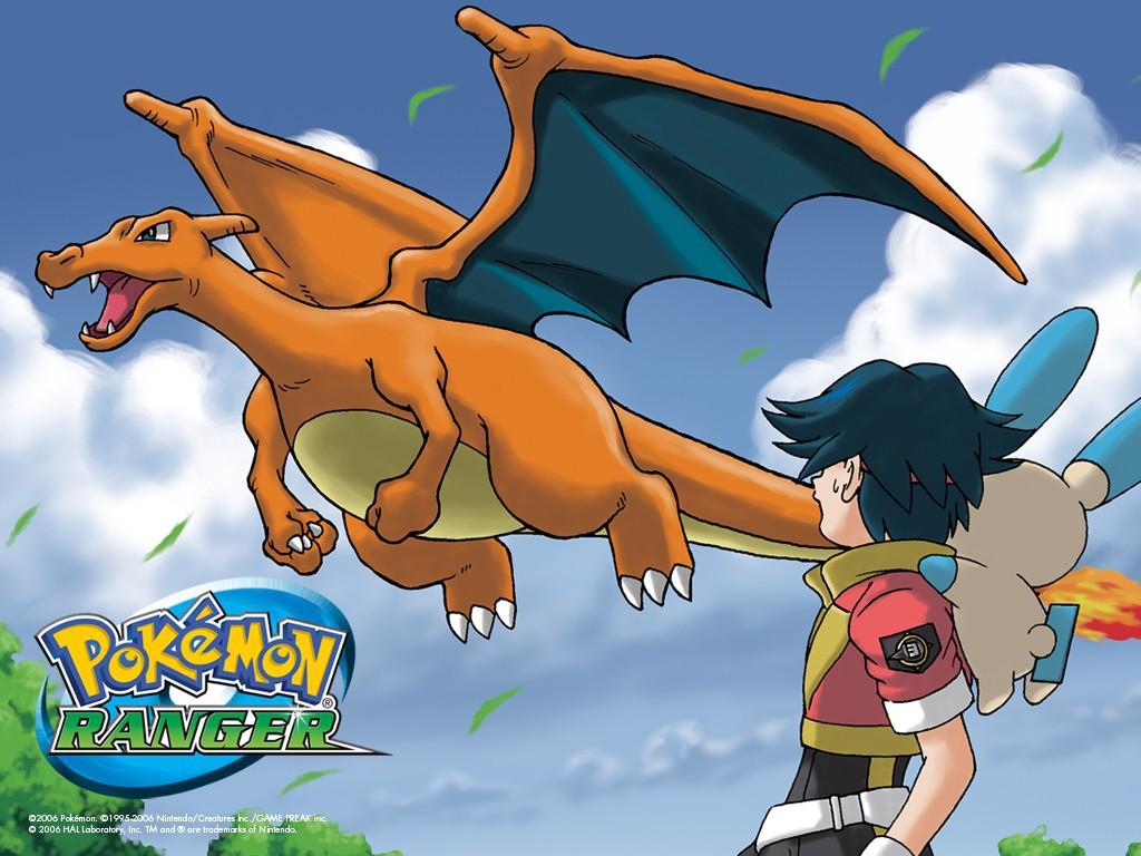 Pokémon Ranger llegara a Wii U mediante la Consola Virtual