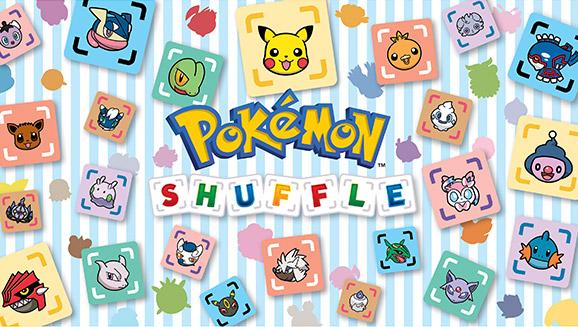 Nuevas fases en Pokémon Shuffle (3DS)