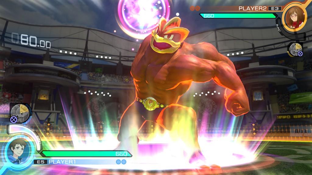 Pokkén Tournament no estará disponible posiblemente en Nintendo 3DS