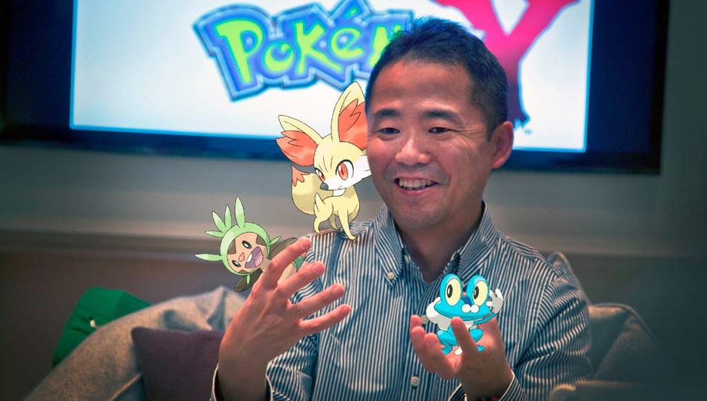 Masuda podría hablar el 3 de Abril sobre Pokémon Sol y Luna