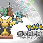 Pokémon Shymphonic Evolutions miniatura