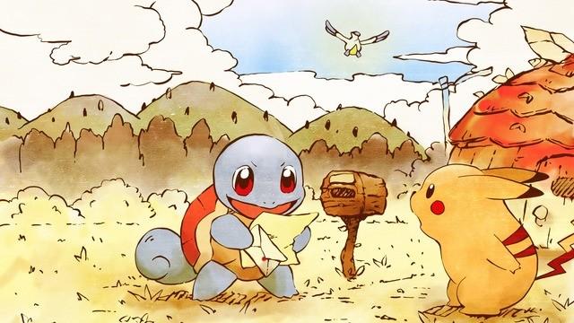 ¡Ya disponible Pokémon Mundo Misterioso: Equipo de rescate DX para Nintendo Switch!