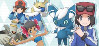 mastesr nuevas evoluciones pokémon