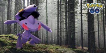 Genesect Pokémon GO