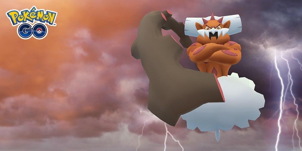 Landorus llega a Pokémon GO protagonizando las incursiones y como recompensa de Liga