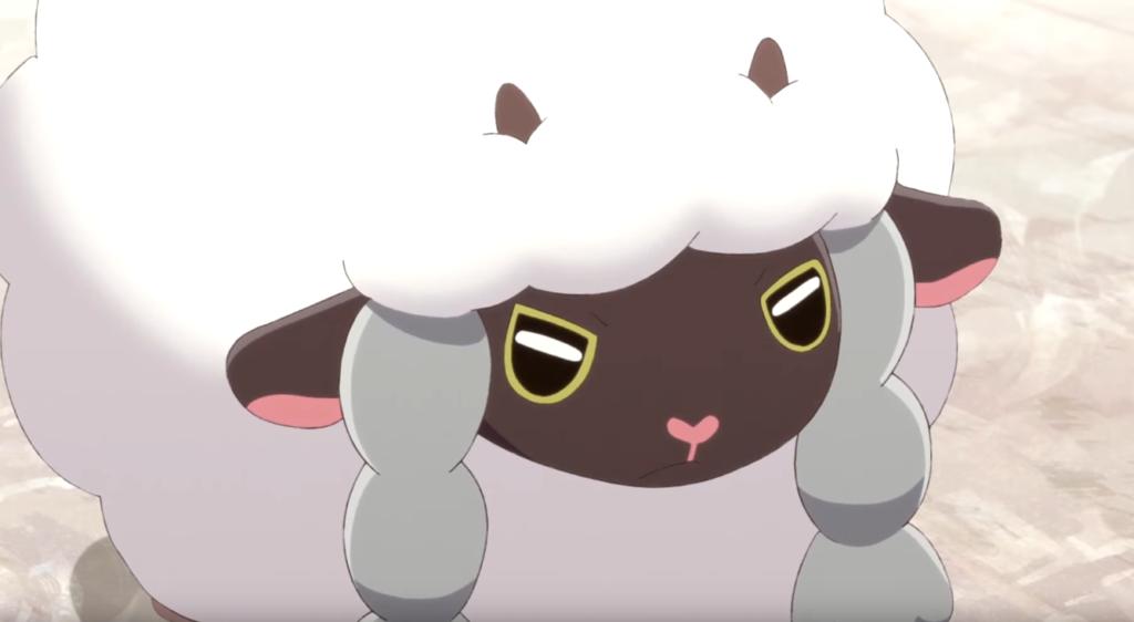 Disponible el tercer episodio Pokémon: Alas del crepúsculo, protagonizado por Paul y Wooloo