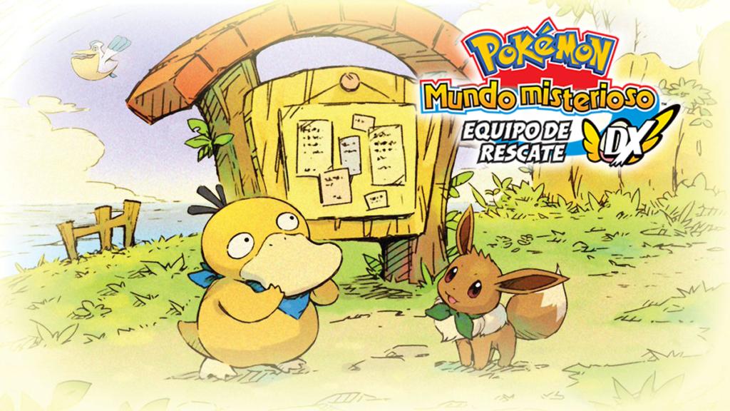 Echa un vistazo a los análisis de la prensa a Pokémon Mundo Misterioso: Equipo de Rescate DX
