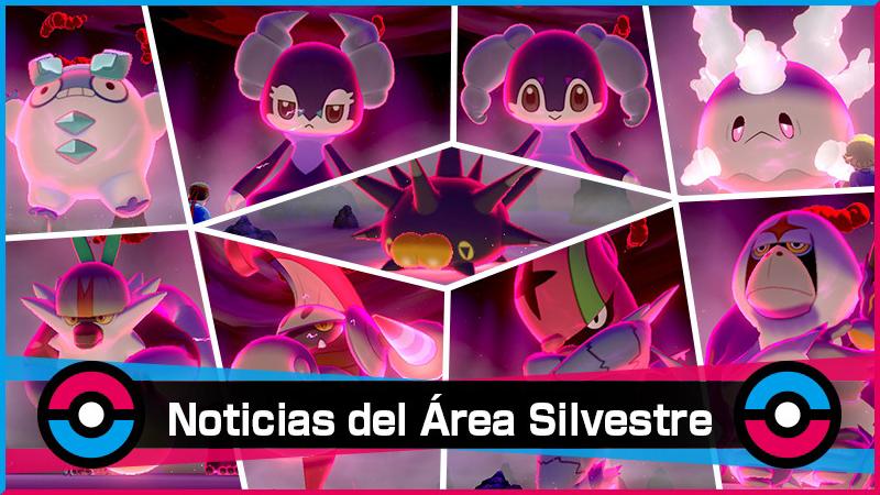 Nuevo evento de incursiones Dinamax en Pokémon Espada y Escudo con Escavalier, Accelgor, Pincurchin y otros Pokémon más