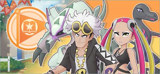 Comienza un nuevo evento del Team Skull en Pokémon Masters con Francine y Guzmán