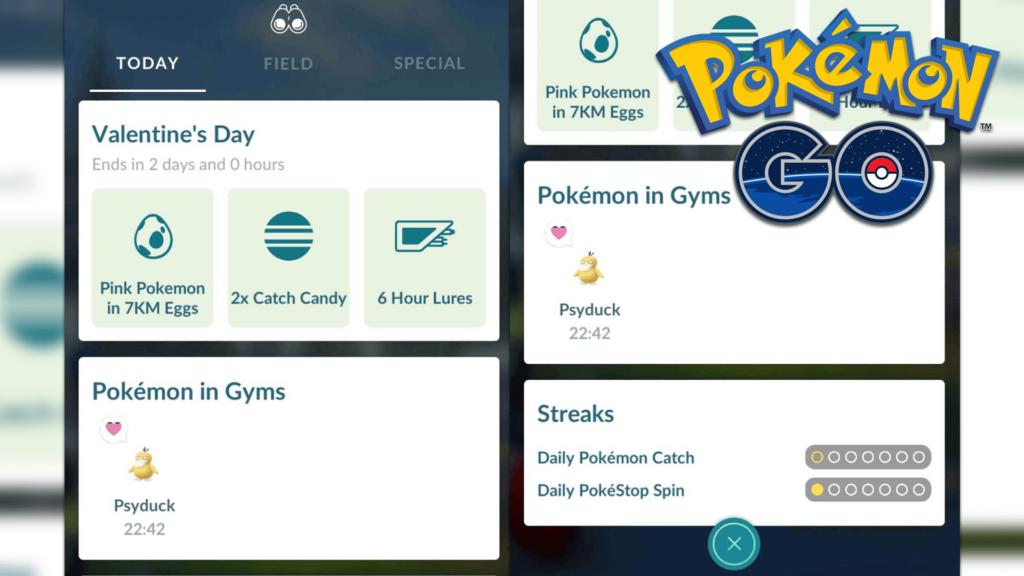 Anunciada una nueva función para Pokémon GO que nos permitirá consultar eventos activos y próximos