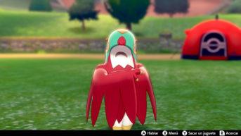 hawlucha pokémon espada y escudo