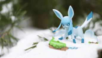 "glaceon ""An afternoon with Eevee & friends"" funko 1"