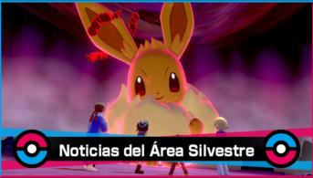 incursiones gigamax de eevee pokemon espada escudo
