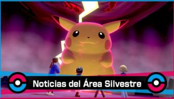 pikachu gigamax evento pokemon espada y escudo