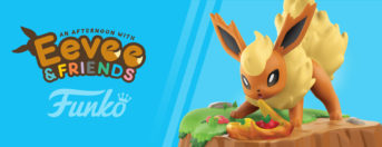 banner flareon pokemon center online