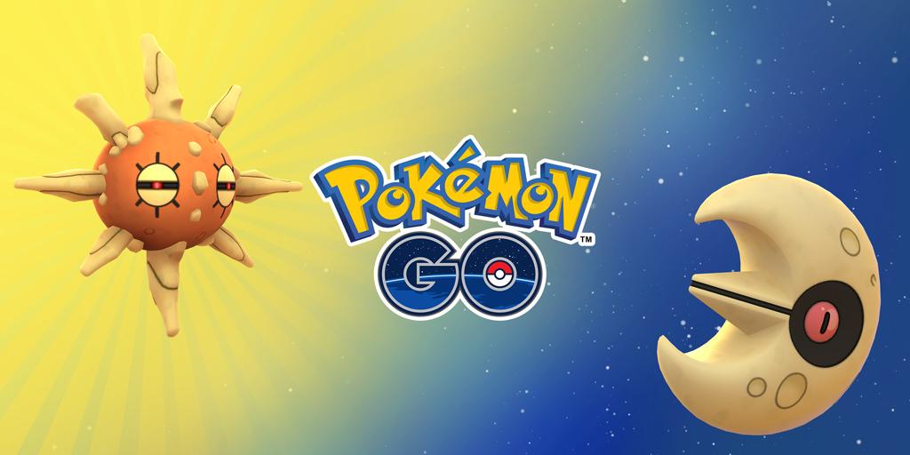 Anunciados los eventos de Solsticio y ¡A bichear! para Pokémon GO
