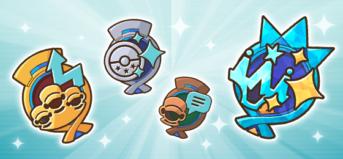 pokémon masters emblemas