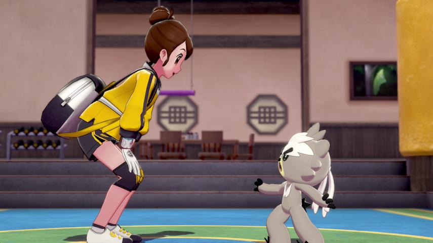 Nueva ronda de información sobre Pokémon La isla de la Armadura