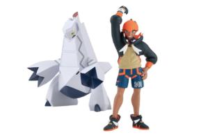 Roy y su Pokémon Duralodon bandai figura