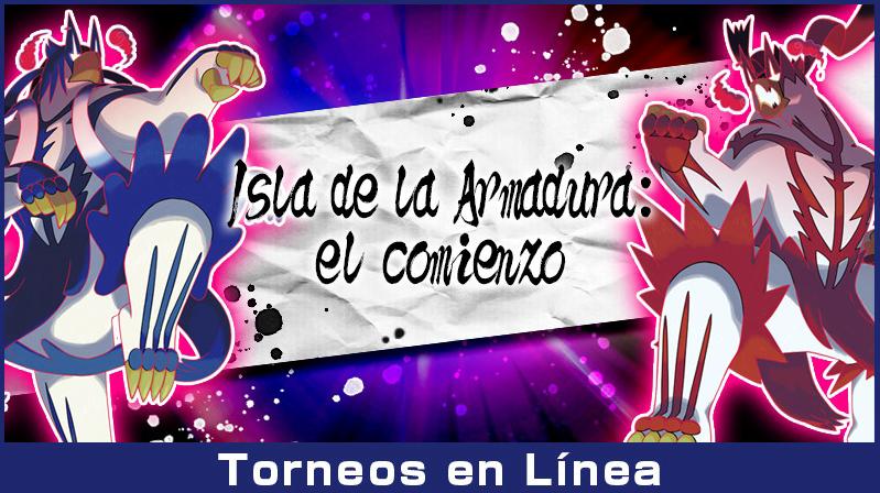 Anunciado un nuevo torneo en línea llamado Isla de la Armadura: el comienzo