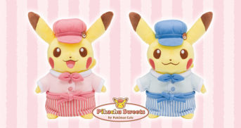 pikachu sweets by pokémon café