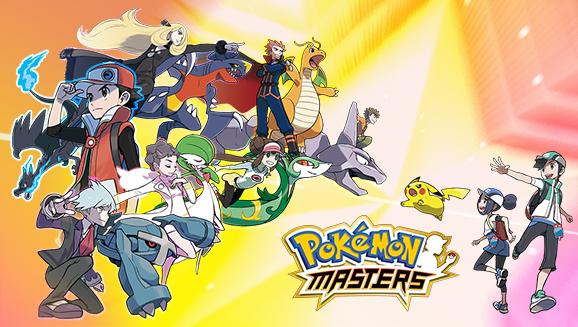 Pokémon Masters recibe una gran actualización mejorando algunas partes del juego
