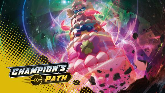 Camino de Campeones es la siguiente expansión de cartas Pokémon
