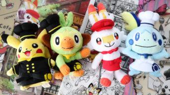 Pokemon Café 1