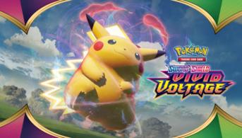 expansion Voltaje Vívido para Pokémon TCG
