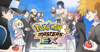 pokémon masters ex portada