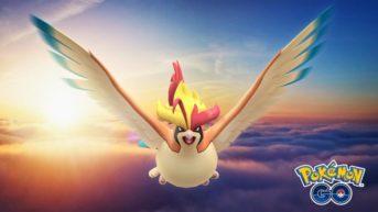 mega pidgeot pokémon go