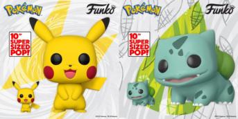 pikachu y bulbasaur funkos europa