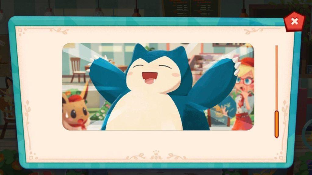 Nuevo evento con Torterra y anunciada una nueva actualización para Pokémon Café Mix
