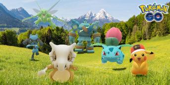 semana de la animación pokémon go
