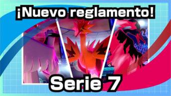 serie 7 combates clasificatorios pokemon espada escudo