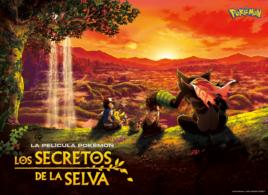 pokémon los secretos de la selva cartel oficial