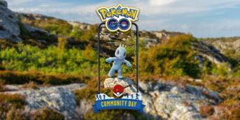 machop pokemon go dia de la comunidad