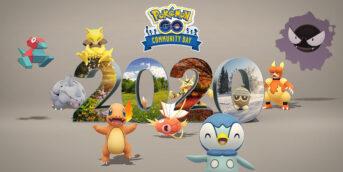 pokémon go evento día de la comunidad 2020