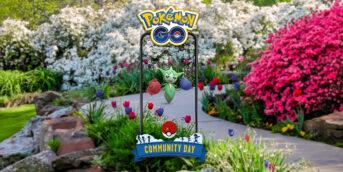 Roselia, Día de la Comunidad Pokémon GO