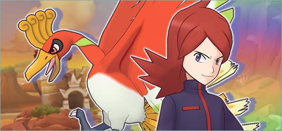 Ha comenzado un evento con Ho-Oh y Plata en Pokémon Masters