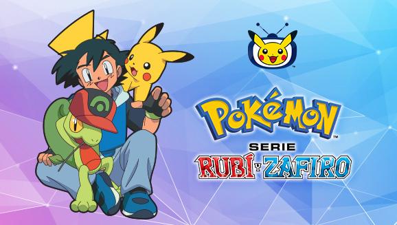 Pokémon Advanced llegará este viernes a TV Pokémon