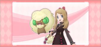 pokemon masters serena y whimsicott san valentin