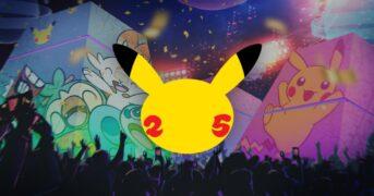 portada 25 aniversario de Pokémon