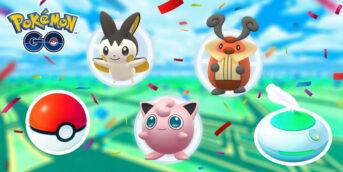 Carnaval 2021 Pokémon GO