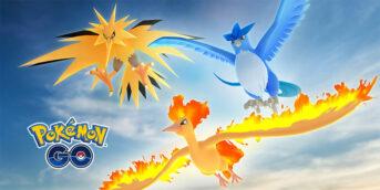 Incursiones de Kanto, Pokémon GO